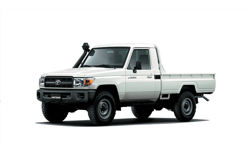LC79 4.2L Pick-up Single cab 5-MT 4X4