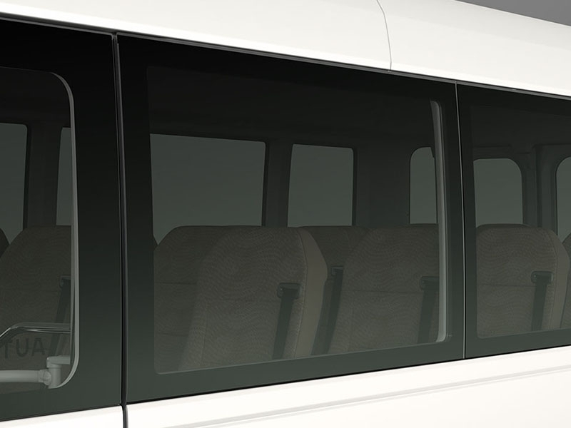Toyota - Coaster